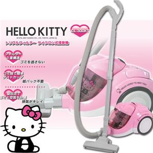 Hello Kitty サイクロンクリーナー CL-300KT - 拡大画像