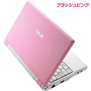 Eee PC 4G-XU ブラッシュピンク - 拡大画像