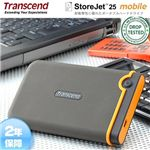 9,505�ߡ�Transcend �ݡ����֥�HDD ���������å� 160GB��TS160GSJ25M