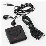 GREENHOUSE MP3プレーヤー×SDカード2GBセット ブラック