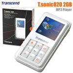 Transcend MP3プレーヤー T.sonic820 2GB