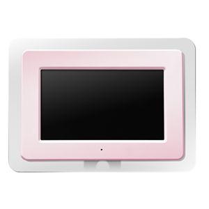 7型デジタルフォトフレーム GHV-DF7CP ピンク - 拡大画像