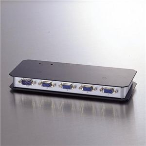 ELECOM(エレコム) ディスプレイ分配機 VSP-A4 h01