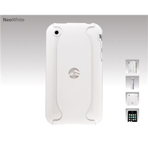 iPhone 3G用ケース SwitchEasy CapsuleNeo for iPhone3G ホワイト