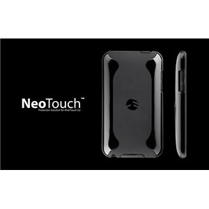 iPod touch 2G用ケース SwitchEasy NeoTouch for iPod touch 2G ブラック