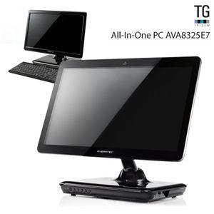 【トライジェムジャパン】スタイリッシュ デスクトップパソコン All-In-One PC AVA8325E7SM