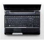 ELECOM(エレコム) dynabook TX シリーズ用キーボード防塵カバー PKB-DBTX3