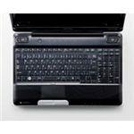 ELECOM(エレコム) 東芝 dynabook EXシリーズ 対応キーボード防塵カバー PKB-DBTX4