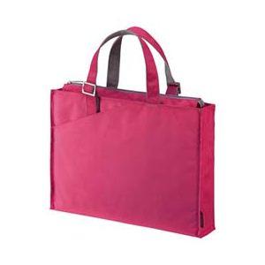 サンワサプライ カジュアルPCバッグ(16.4ワイド対応、ピンク) BAG-CA4P