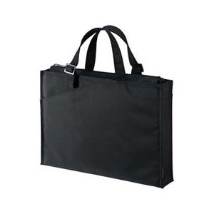 サンワサプライ カジュアルPCバッグ(16.4ワイド対応、ブラック) BAG-CA4BK