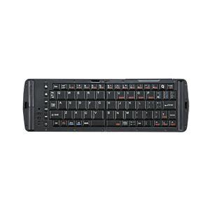 サンワサプライ 折りたたみ式Bluetoothキーボード SKB-BT12BK - 拡大画像