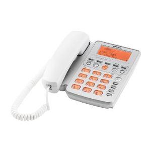 ユニデン UNIDEN 留守番電話機 ホワイトシルバー UTP-210(S) UTP-210 S - 拡大画像