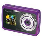 easypix 被写体を確認しながら撮影できるSecond Display装備!Easypix V515 Duo 500万画素デジタルカメラ パープル V515-PUR