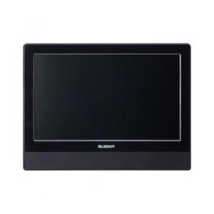 ブルードット BLUEDOT パーソナル・デジタルテレビ 10V型ブラック BTV-1010K - 拡大画像