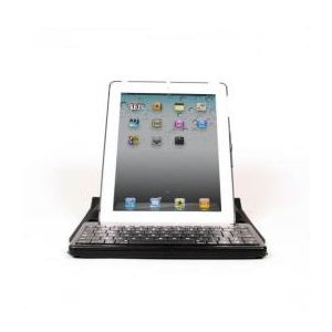 サンコー iPad2用360度回転キーボードカバー HCWKYIP2 - 拡大画像