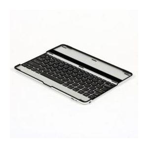 サンコー キーボード内蔵アルミケース for iPad2 KYINALCA - 拡大画像