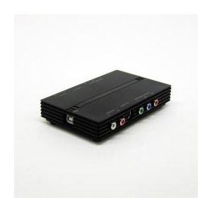 サンコー USBゲームキャプチャーボックス USBGM6BX - 拡大画像