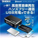 ユニデン Bluetoothワイヤレススピーカー UBTS300