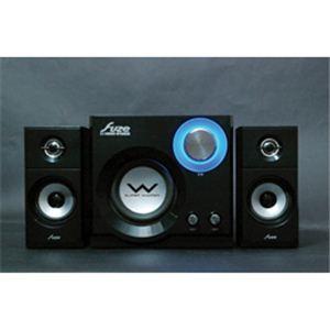 フューズ 2.1chオーディオスピーカーシステム AVS22 - 拡大画像