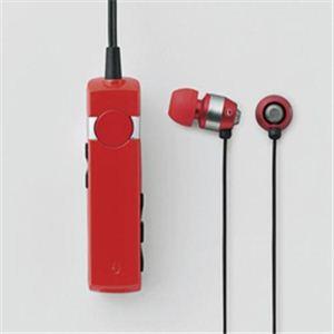 ロジテック Bluetooth ヘッドホン LBT-MPHP300RD - 拡大画像