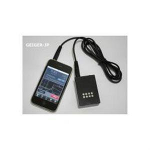 ガイヤージャパン iPhone/iPad専用外付け放射線測定センサー iGAMMA - 拡大画像