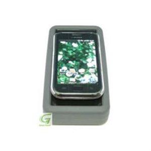 ガイヤージャパン Androidスマートフォン専用外付け放射線測定センサー AndroBeta - 拡大画像