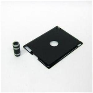 サンコー iPad2 6倍望遠レンズカバーキット TESCFIP2 - 拡大画像