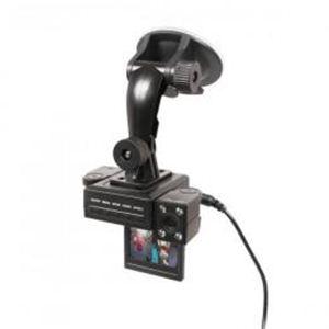 サンコー 360度デュアルレンズドライブレコーダー ALINDRDL - 拡大画像