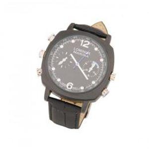【防犯用】サンコー 1280×720P対応 AVOUT機能付きビデオ腕時計 HDAVOVRW - 拡大画像