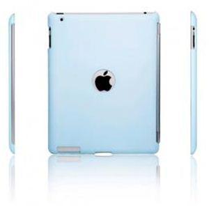 icover 【Smart Cover対応】 RUBBERシリーズ iPad2用ケース スカイブルー AS-IA2RF-SB - 拡大画像