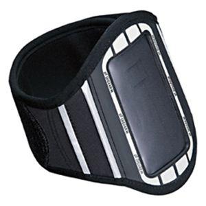 サンワサプライ アームバンドスポーツケース PDA-MP3C6BK - 拡大画像