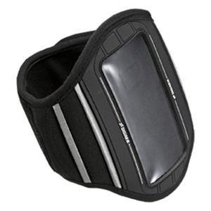 サンワサプライ アームバンドスポーツケース PDA-MP3C7BK - 拡大画像