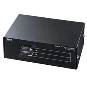 サンワサプライ ディスプレイ切替器(2回路) SWW-21VLN h01