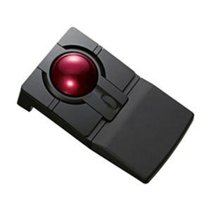 サンワサプライ ワイヤレス光学式トラックボール(ブラック) MA-WTB40BK - 拡大画像