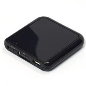 日本トラストテクノロジー My Battery PiTAa ブラック MBPITAABK - 拡大画像