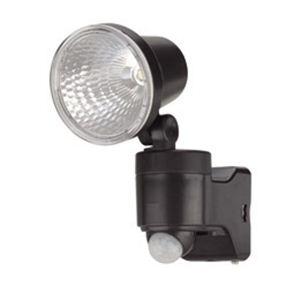 YAZAWA 乾電池式1W1LEDセンサーライト SL1LED