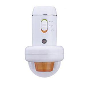YAZAWA 充電式LEDセンサーナイトライト NL60WH