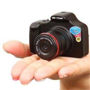 サンコー 液晶付き小型HDムービーカメラ「いち眼くん」 SUSMDLC1 - 拡大画像