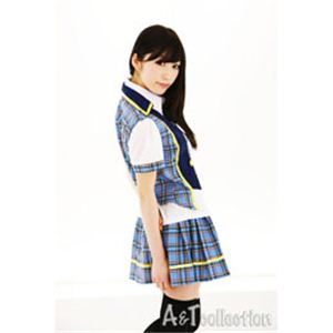 コスプレ AKIBA少女隊 水色 KA0054SX - 拡大画像