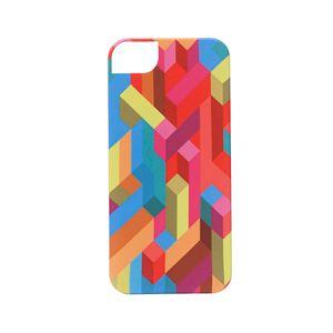 icover iPhone5用ケース DESIGN JOYシリーズ パターン1 AS-IP5DE-PT01 - 拡大画像