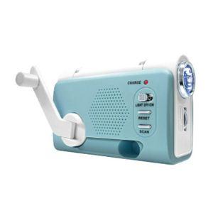 レッドスパイス ダイナモラジオ パステルカラー CB-G441BL - 拡大画像