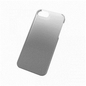 ELECOM(エレコム) iPhone 2012用シェルカバー(グラデーション) PS-A12PVWCBU h01