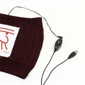 サンコー USBあったか腹巻「これでいいのだ!」 USHOTWBP
