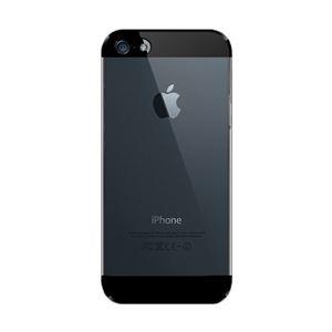 LEZROCK iPhone5用 SCASE(ブラック) LEZ-IP5S-BK - 拡大画像