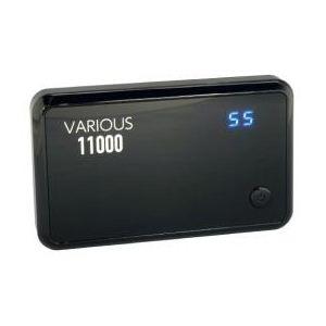 PROTEK バリオスバッテリー ブラック PVB-11000BK
