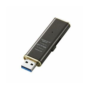 "ELECOM(エレコム) USB3.0対応スライド式USBメモリ""Shocolf"