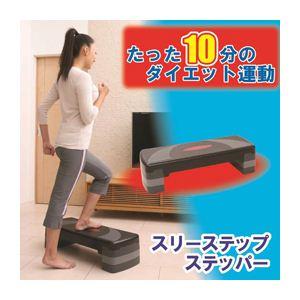 後藤 3(スリー)ステップステッパー 871007 - 拡大画像