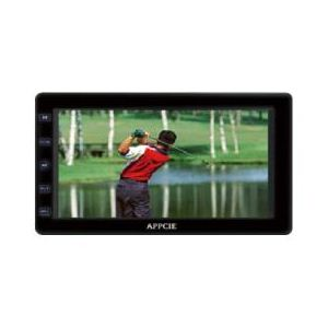 fuze 8型ポータブルフルセグカーテレビ DTV-8 - 拡大画像