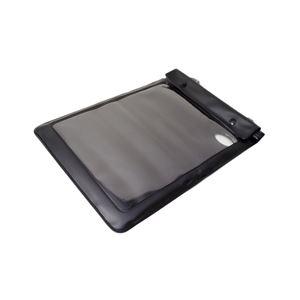 ミヨシ(MCO)iPad用防水ケ-ス トリプルジッパ-採用 防水規格IPX8取得 SWP-IP01 h01