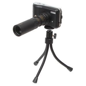 サンコー 光学30倍 超望遠10kmポータブルカメラ APOLLO2 APL2CMEB - 拡大画像